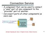 connection service