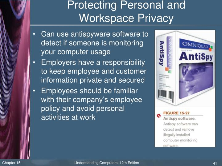Protecting Personal and