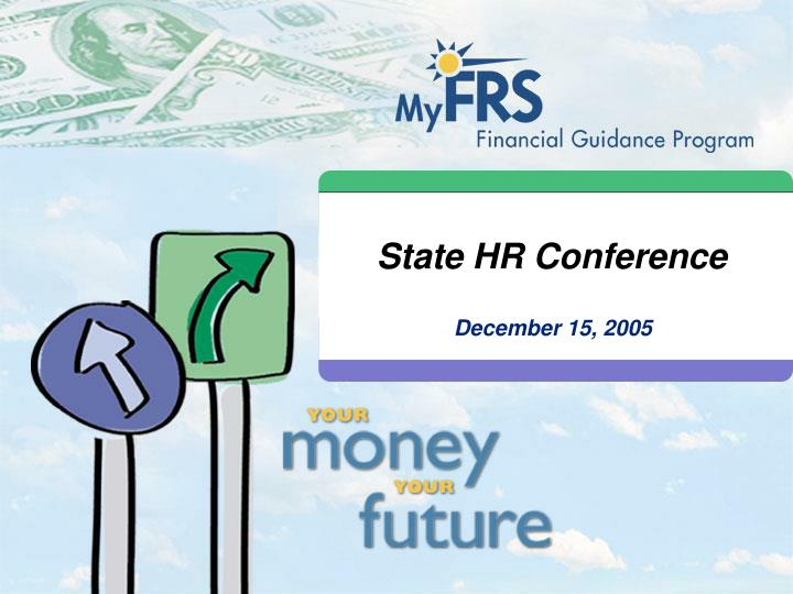 State HR Conference