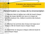 evaluation des risques professionnels document unique12