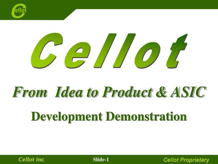 Cellot