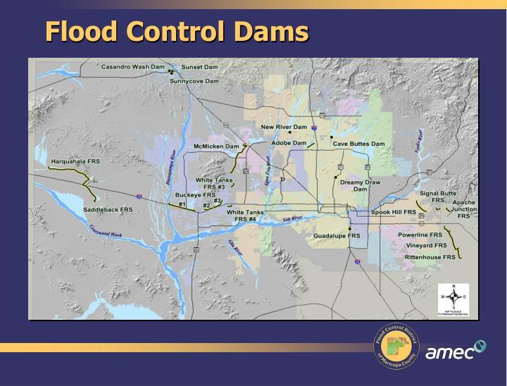 Flood Control Dams