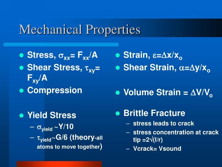 Stress,