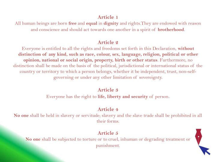 Article 1