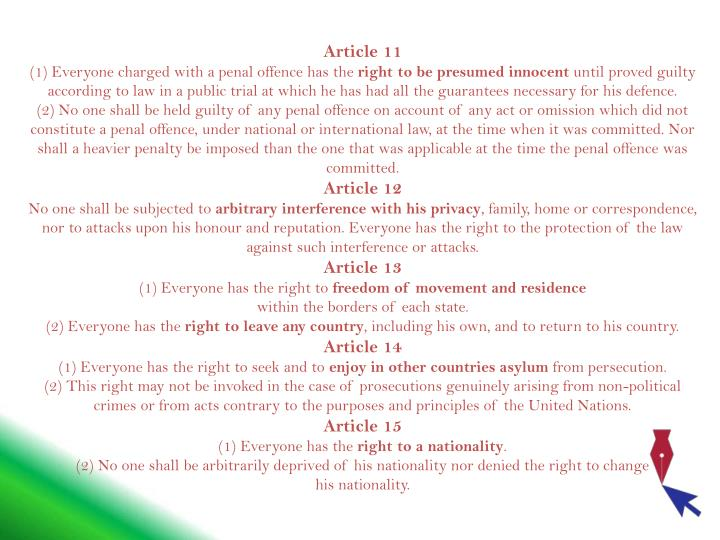 Article 11