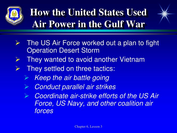 How the United States Used
