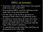 dpll on formulas1