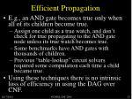 efficient propagation1