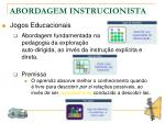 abordagem instrucionista7
