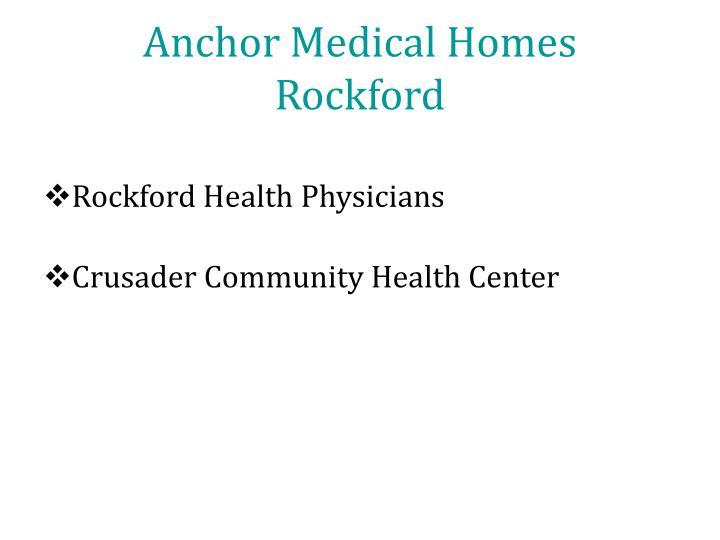 Anchor Medical Homes