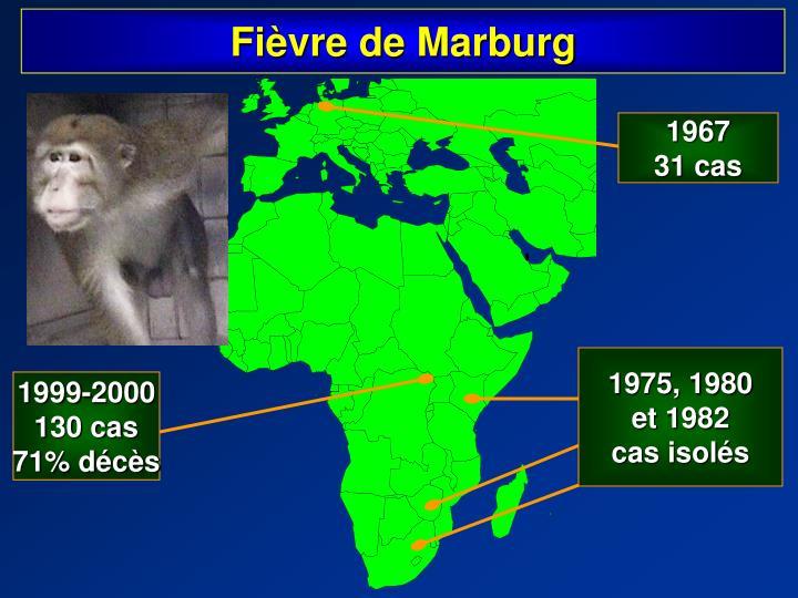 Fièvre de Marburg