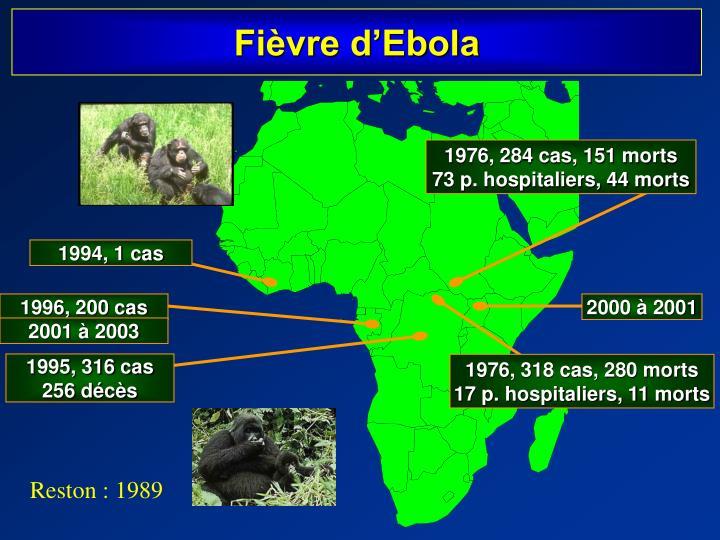 Fièvre d'Ebola
