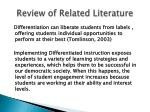 review of related literature3