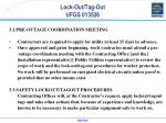 lock out tag out ufgs 013526