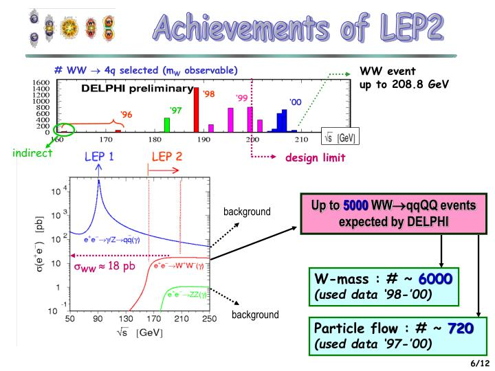 Achievements of LEP2
