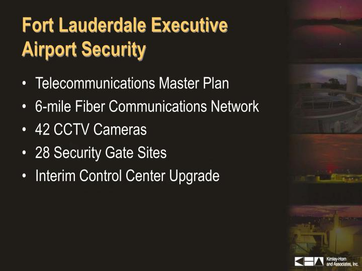 Fort Lauderdale Executive