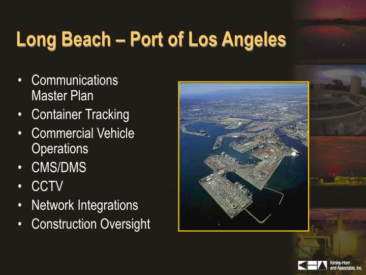 Long Beach – Port of Los Angeles