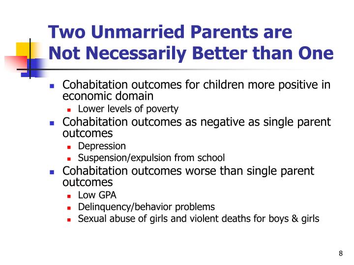 Two Unmarried Parents are