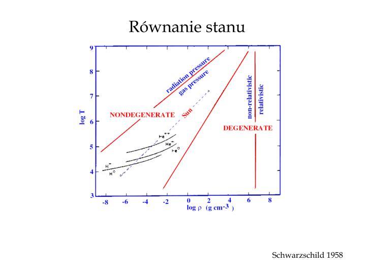 Równanie stanu