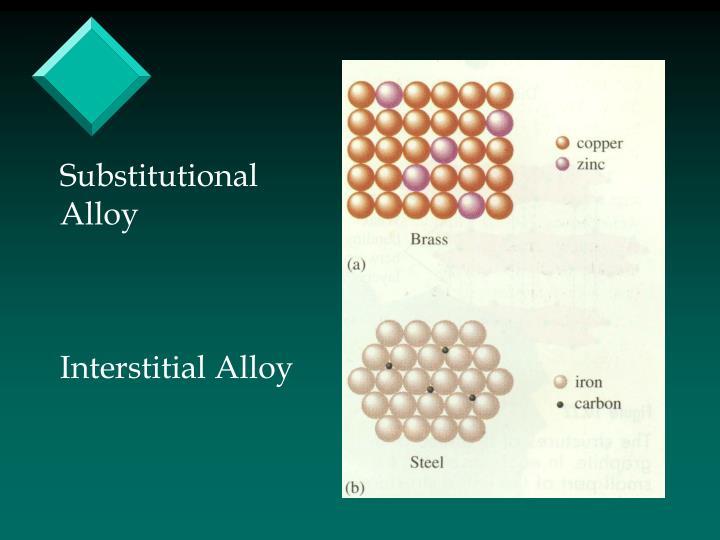 Substitutional