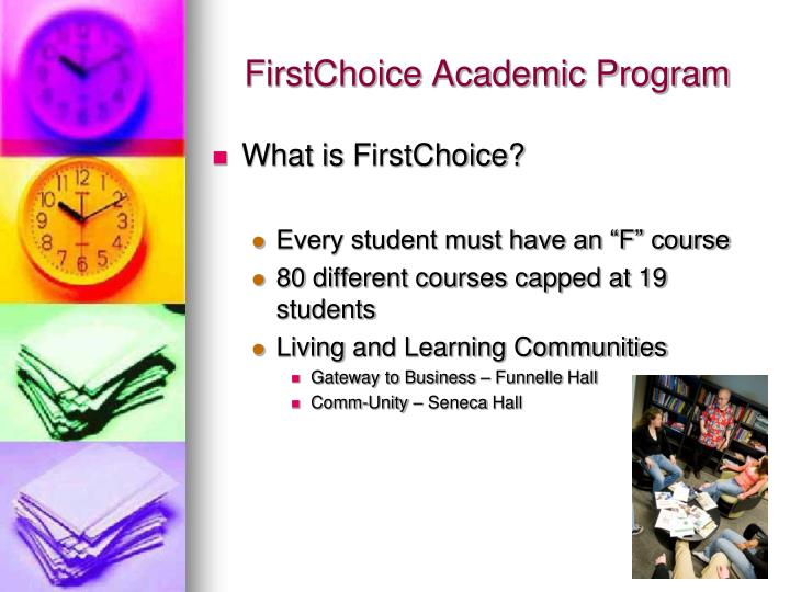 FirstChoice