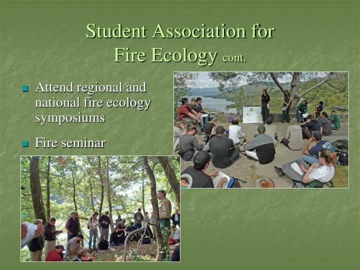 Student Association for