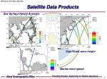 satellite data products2