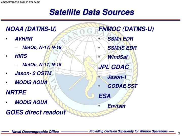 NOAA (DATMS-U)