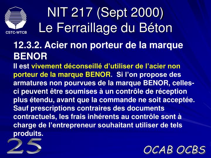 NIT 217 (Sept 2000)