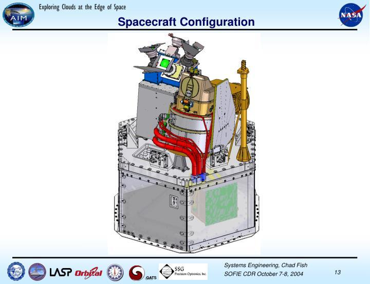 Spacecraft Configuration