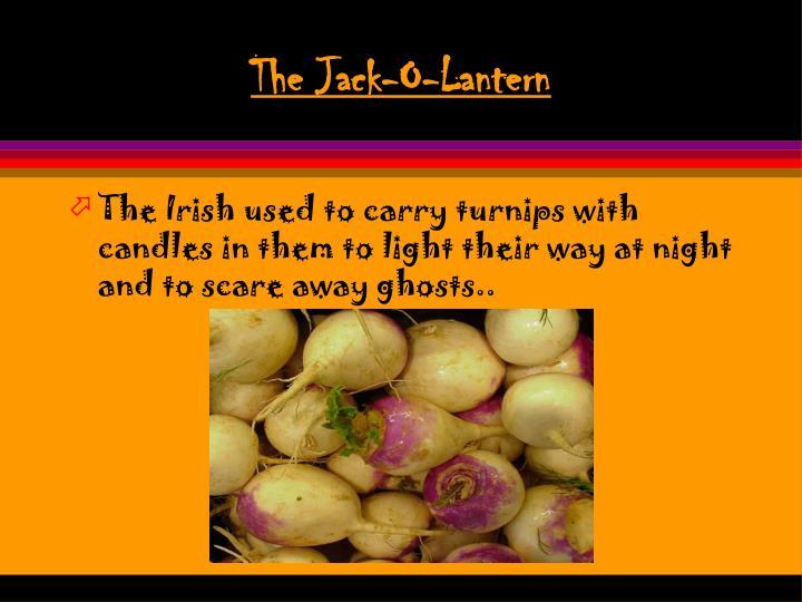 The Jack-O-Lantern