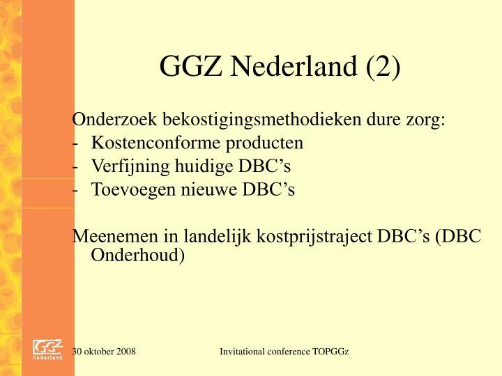 GGZ Nederland (2)