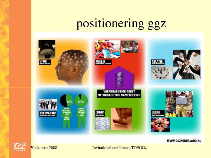 positionering ggz
