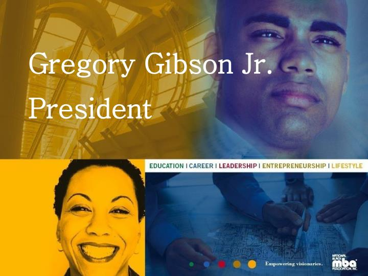 Gregory Gibson Jr.