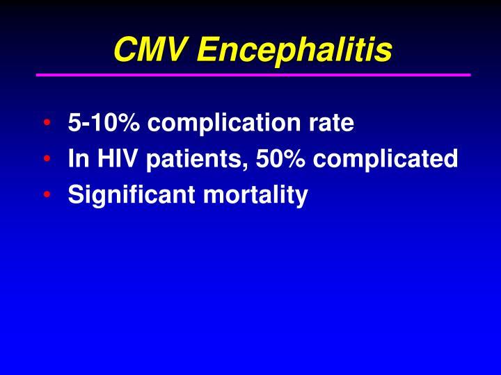CMV Encephalitis