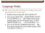 language study16