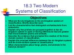 18 3 two modern systems of classification