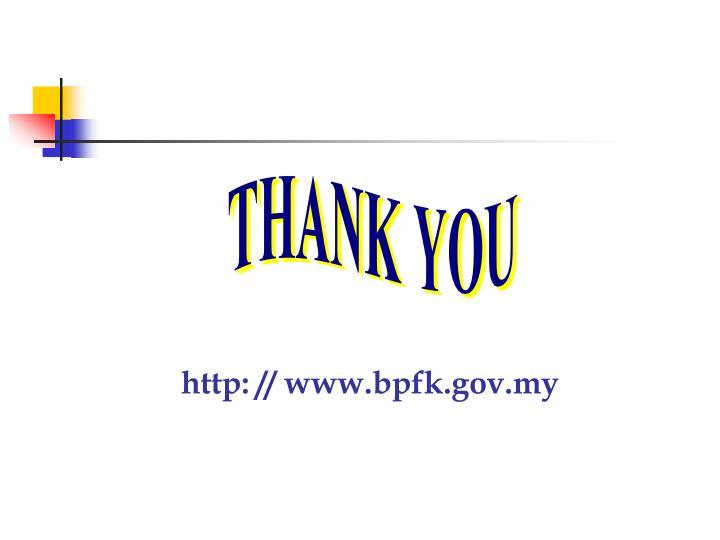 http: // www.bpfk.gov.my