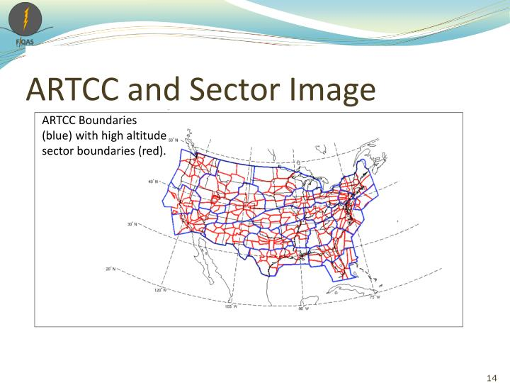 ARTCC and Sector Image
