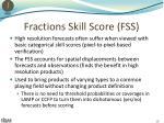 fractions skill score fss