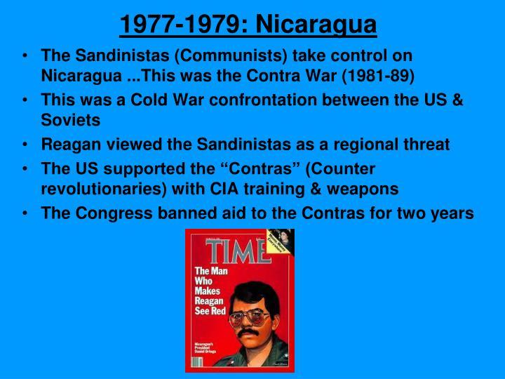 1977-1979: Nicaragua