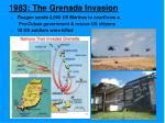 1983 the grenada invasion