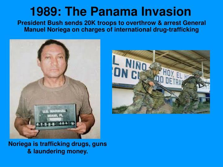 1989: The Panama Invasion