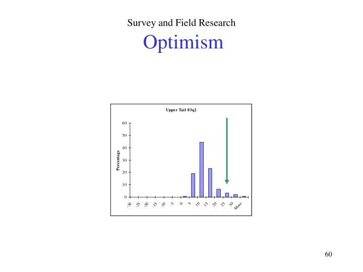Survey and Field Research