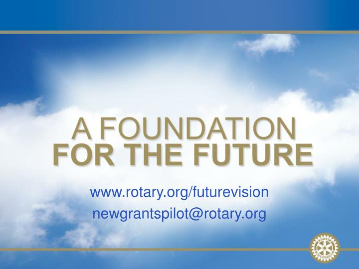 www.rotary.org/futurevision