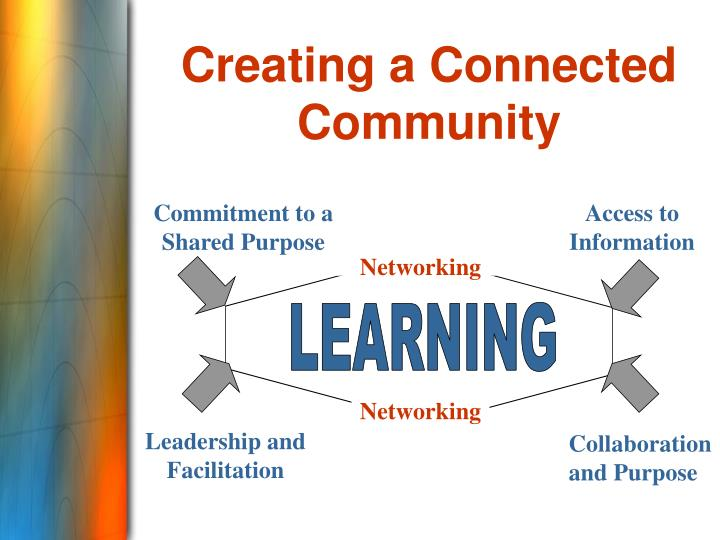 Creating a Connected Community