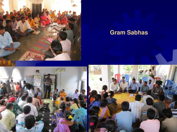 Gram Sabhas