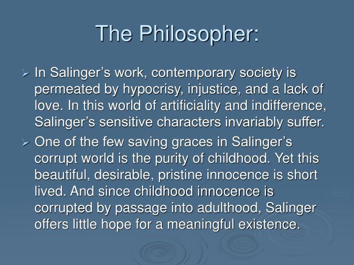 The Philosopher: