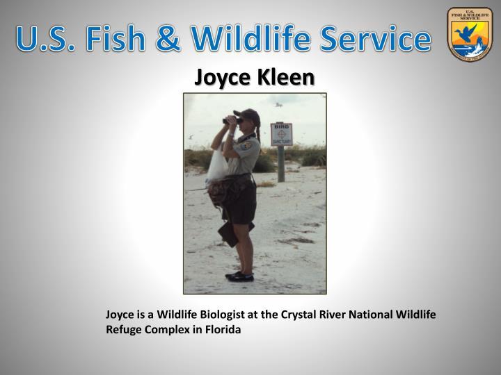 Joyce is a