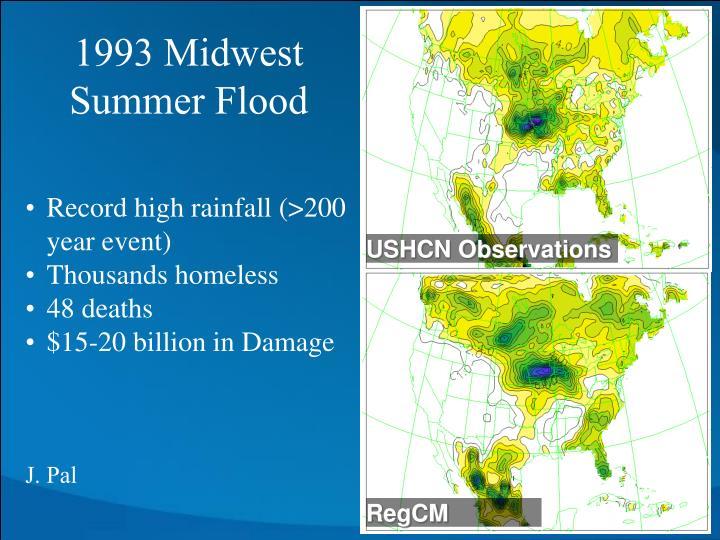 1993 Midwest Summer Flood